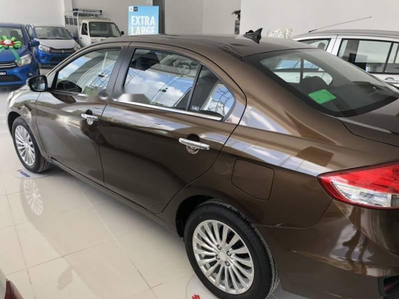 Bán Suzuki Ciaz sản xuất năm 2019, màu nâu, nhập khẩu-1