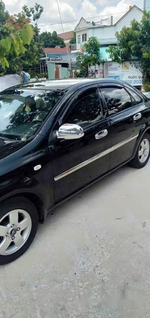 Bán Daewoo Lacetti năm sản xuất 2010, màu đen, nhập khẩu-3