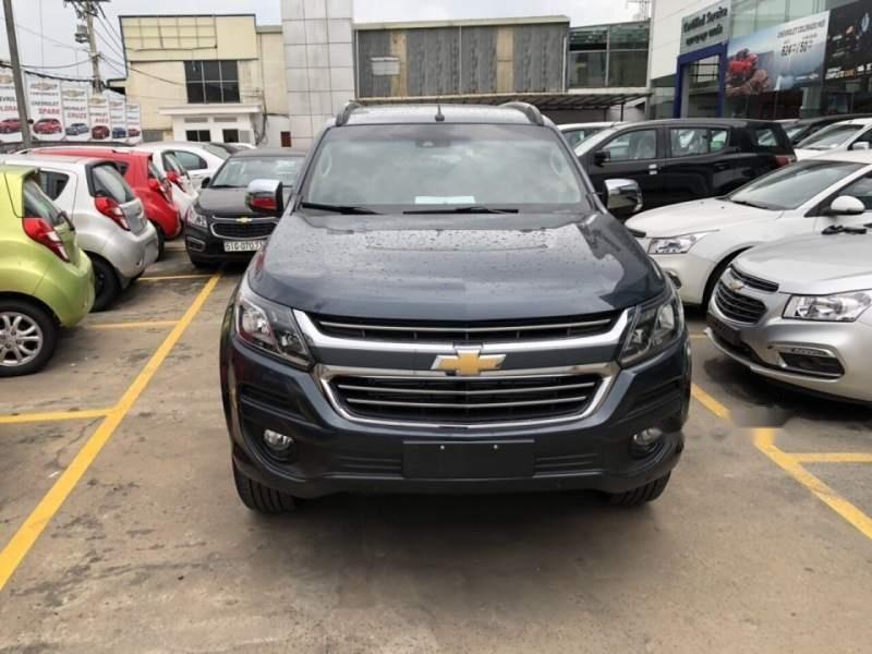 Bán ô tô Chevrolet Trailblazer đời 2018, nhập khẩu nguyên chiếc, giá 785tr-2