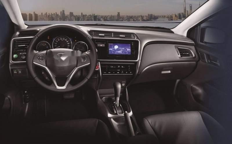 Bán xe Honda City 1.5CVT đời 2019, màu trắng, nhập khẩu nguyên chiếc-2