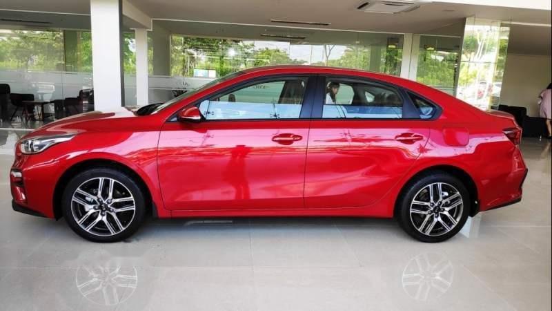 Bán xe Kia Cerato đời 2019, màu đỏ giá cạnh tranh-2