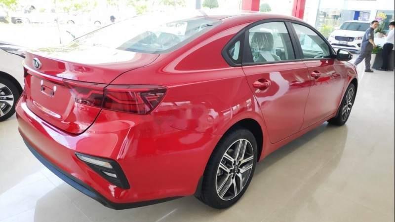 Bán xe Kia Cerato đời 2019, màu đỏ giá cạnh tranh-3