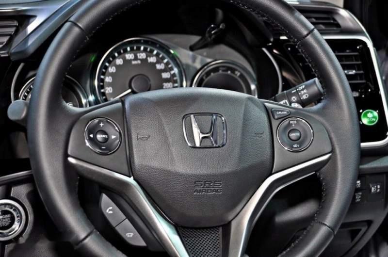 Bán xe Honda City 1.5CVT đời 2019, màu trắng, nhập khẩu nguyên chiếc-5