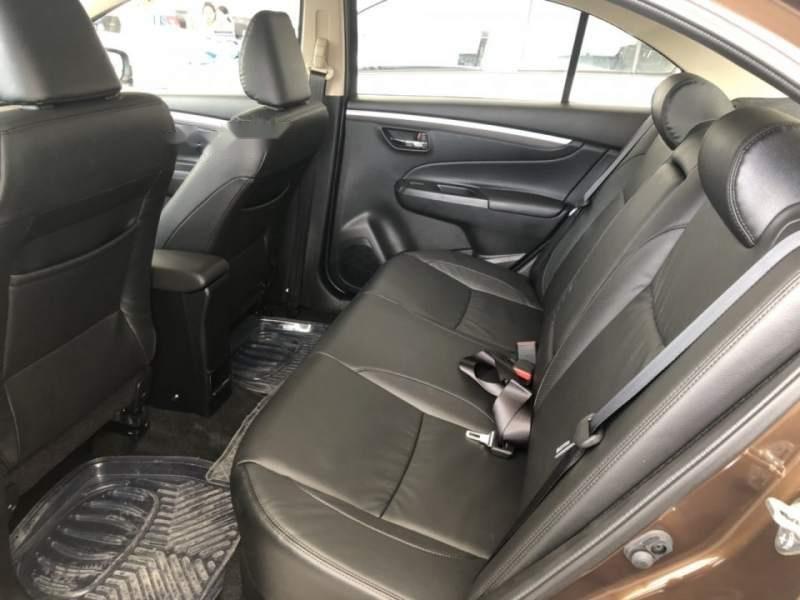 Bán Suzuki Ciaz sản xuất năm 2019, màu nâu, nhập khẩu-3