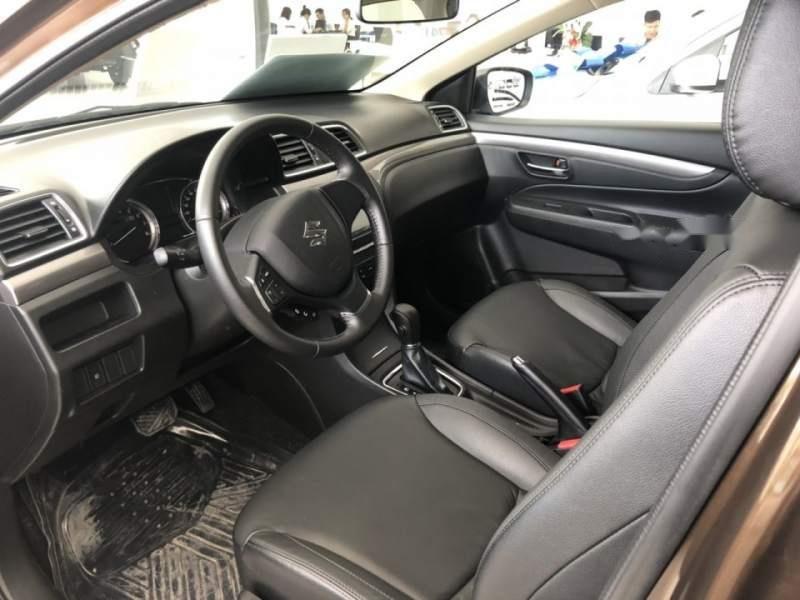 Bán Suzuki Ciaz sản xuất năm 2019, màu nâu, nhập khẩu-2