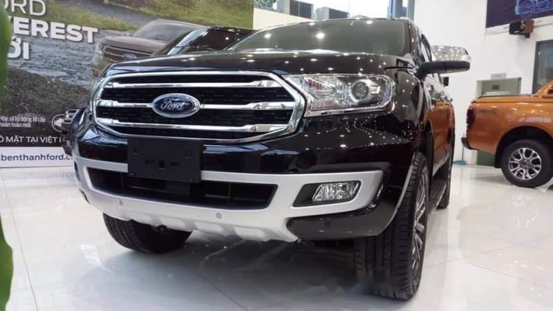 Bán Ford Everest năm 2019, màu đen, nhập khẩu giá cạnh tranh-2