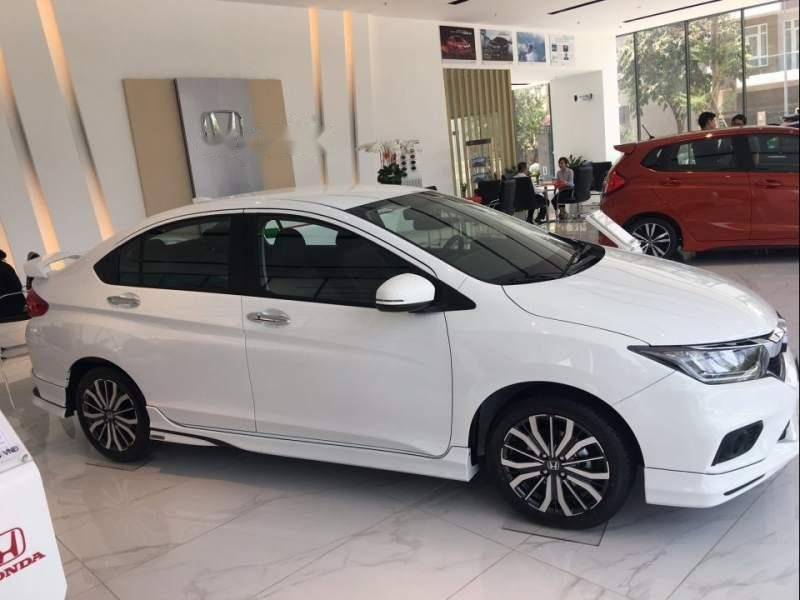 Cần bán Honda City 2019, màu trắng giá cạnh tranh-0