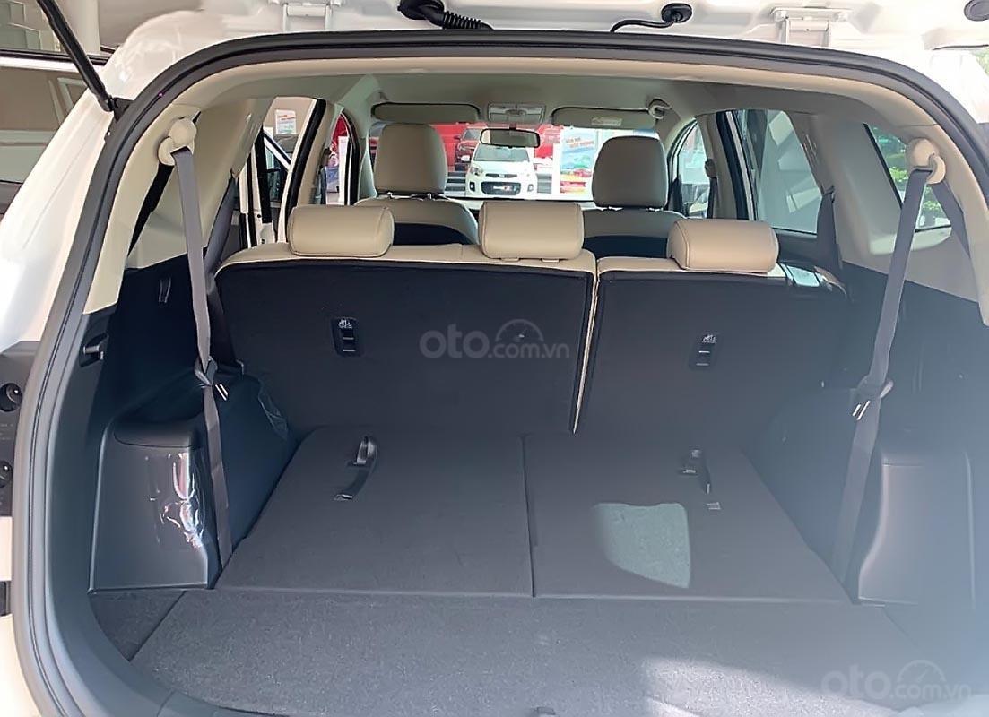 Bán ô tô Kia Rondo GMT sản xuất 2019, màu trắng, giá tốt-1
