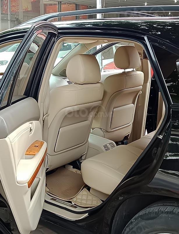 Cần bán gấp Lexus RX 350 đời 2007, màu đen, nhập khẩu -1