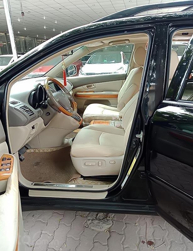 Cần bán gấp Lexus RX 350 đời 2007, màu đen, nhập khẩu -4