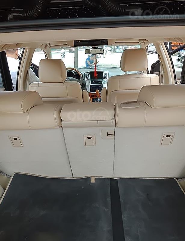 Cần bán gấp Lexus RX 350 đời 2007, màu đen, nhập khẩu -3