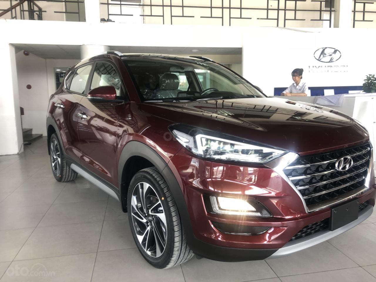 Tucson facelift 2019 đủ màu, xe giao ngay liên hệ ☎ 0358406866 Phương-0