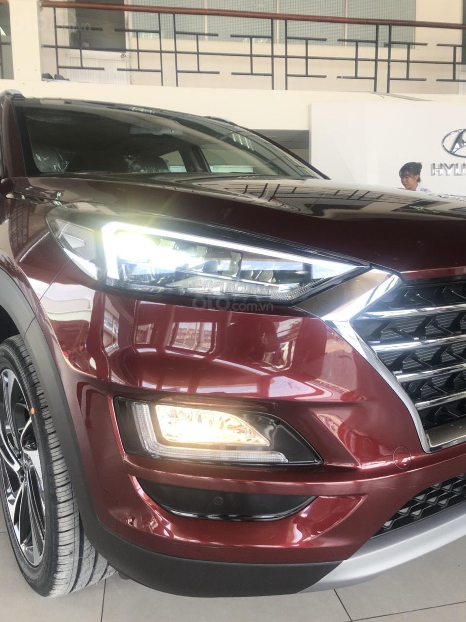 Tucson facelift 2019 đủ màu, xe giao ngay liên hệ ☎ 0358406866 Phương-2