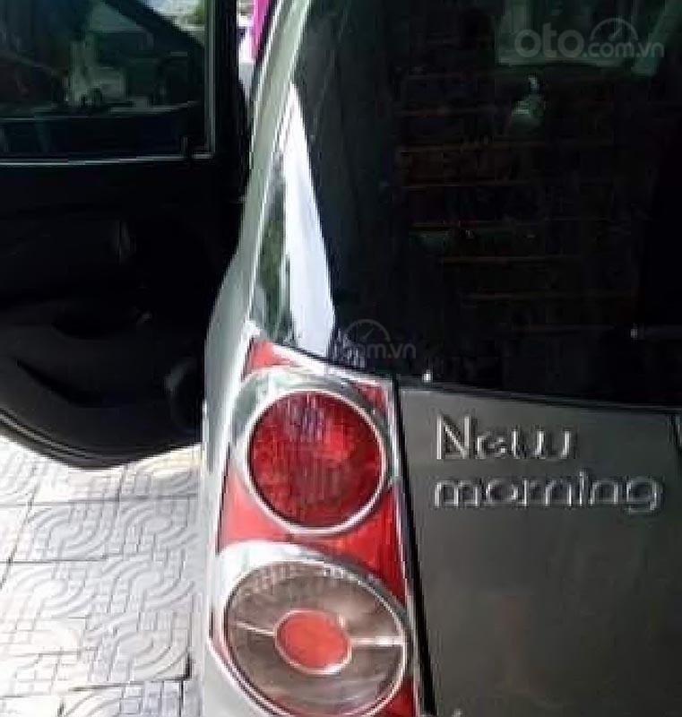 Cần bán xe Kia Morning LX 1.1 MT đời 2012, màu xám -1