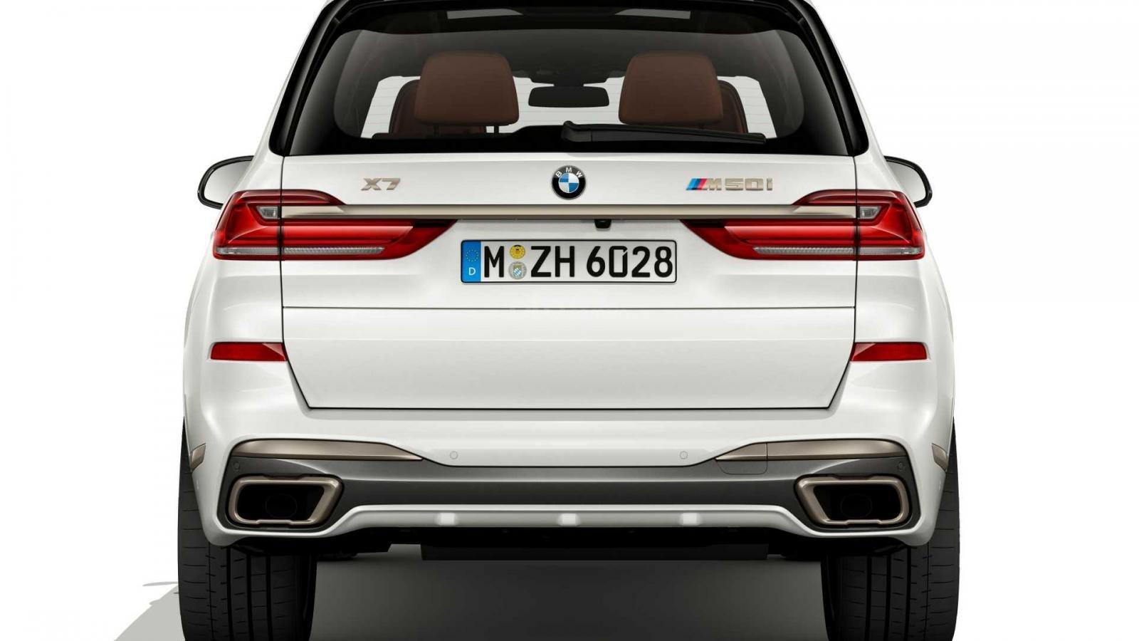 BMW X5 M50i và X7 M50i thay thế người tiền nhiệm xDrive50i