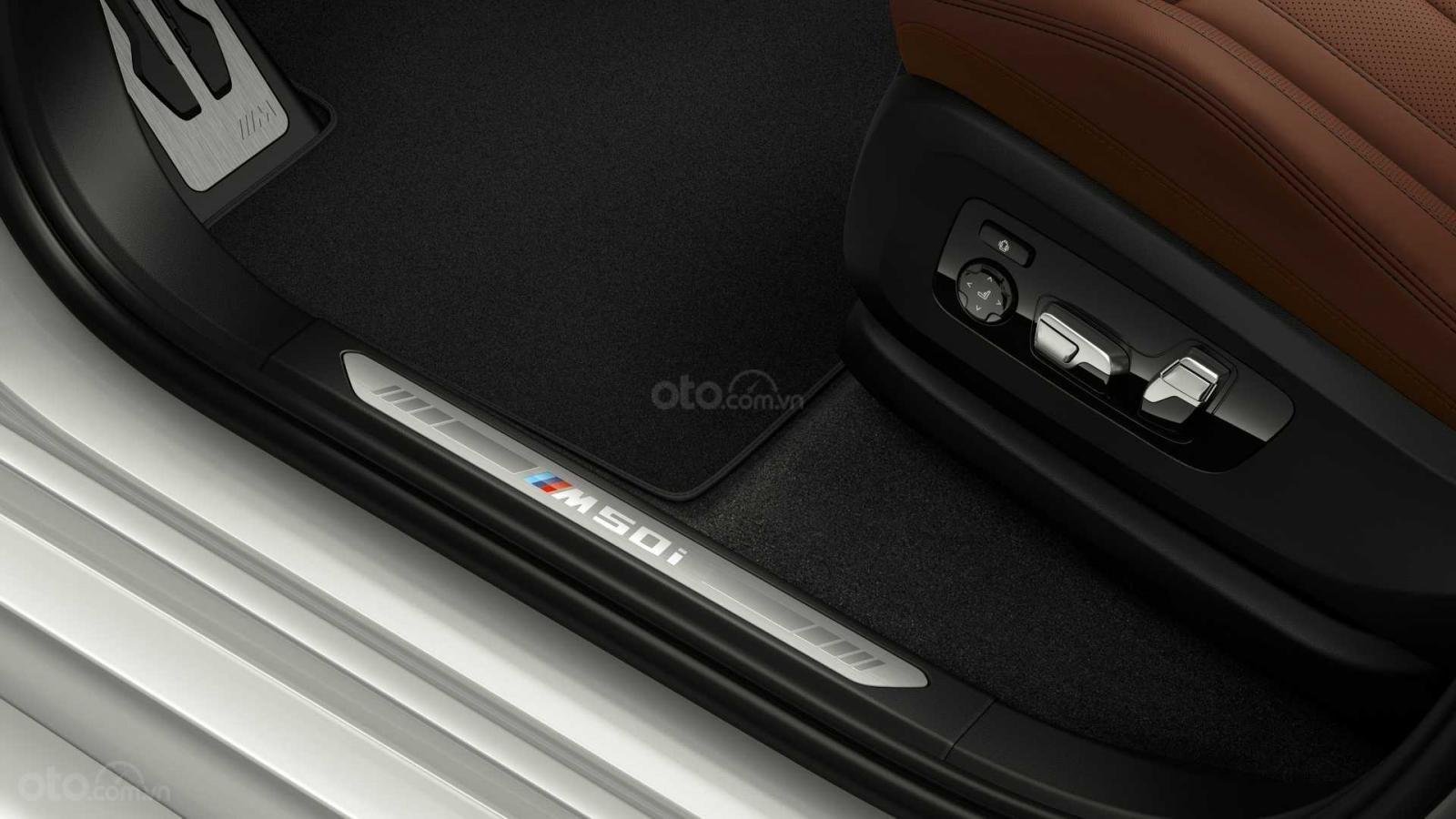 BMW X5 M50i và X7 M50i tinh chỉnh sức mạnh