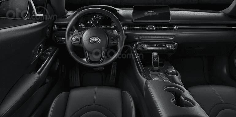 Toyota Supra 2020 mới sẽ đến tay người dùng trong thời gian tới