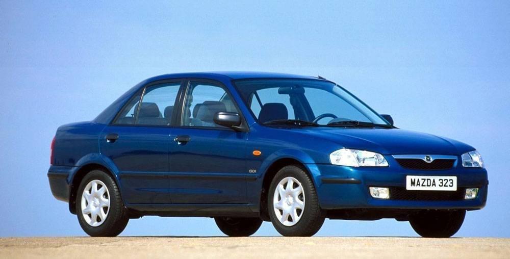 Giá xe Mazda 323 cũ