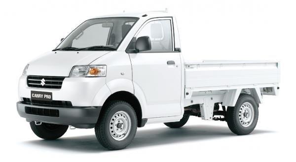Giá xe Suzuki Carry cũ
