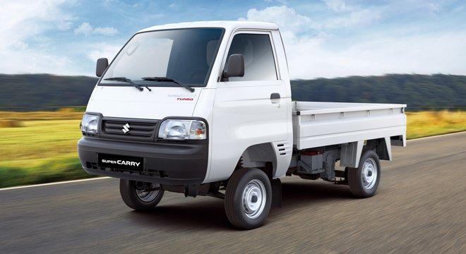 Đánh giá xe Suzuki Carry