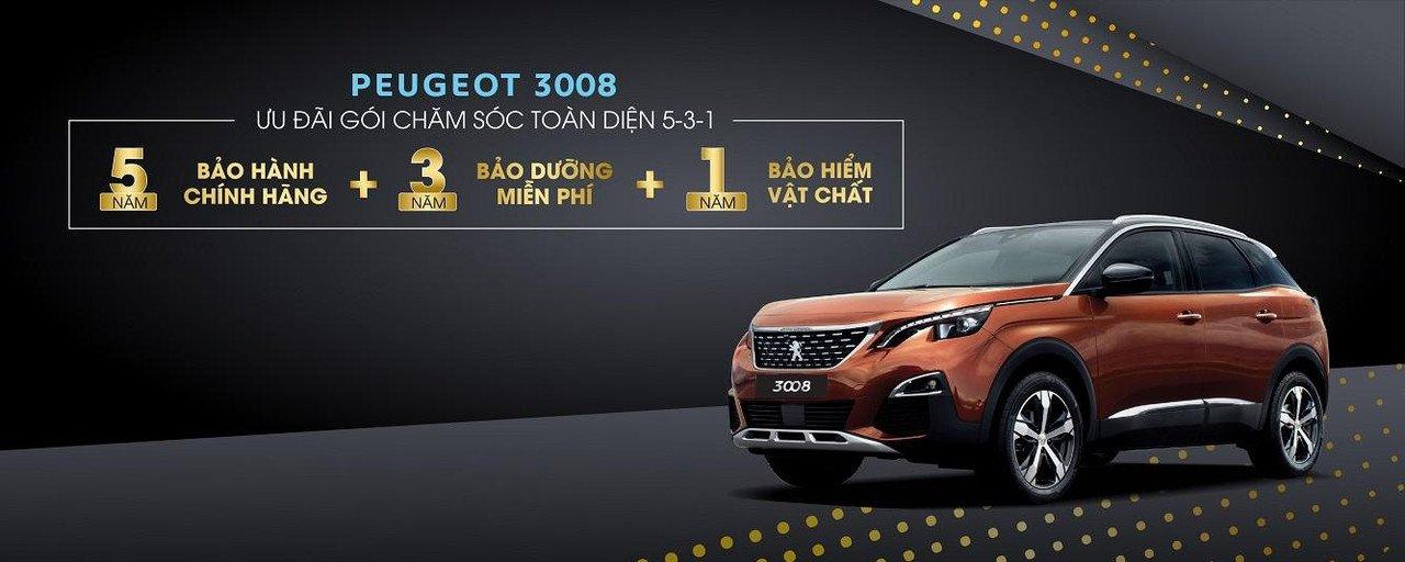 Thaco tung khuyến mại nhân dịp bộ đôi Peugeot 3008 và 5008 đạt 5.000 xe tại Việt Nam a2