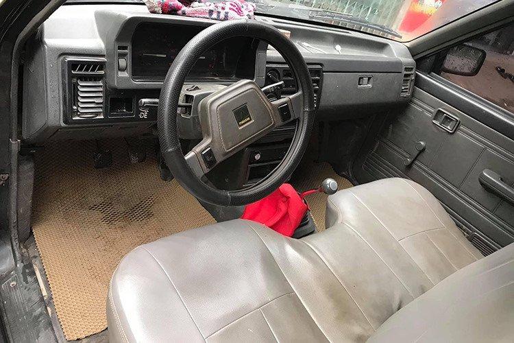 Chiếc Mazda B2200 chỉ còn 35 triệu đồng sau 22 năm sử dụng a7