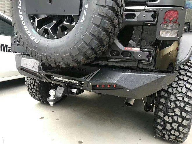 Jeep Wrangler Rubicon độ offroad tại Hà Nội khiến dân chơi thèm khát a8