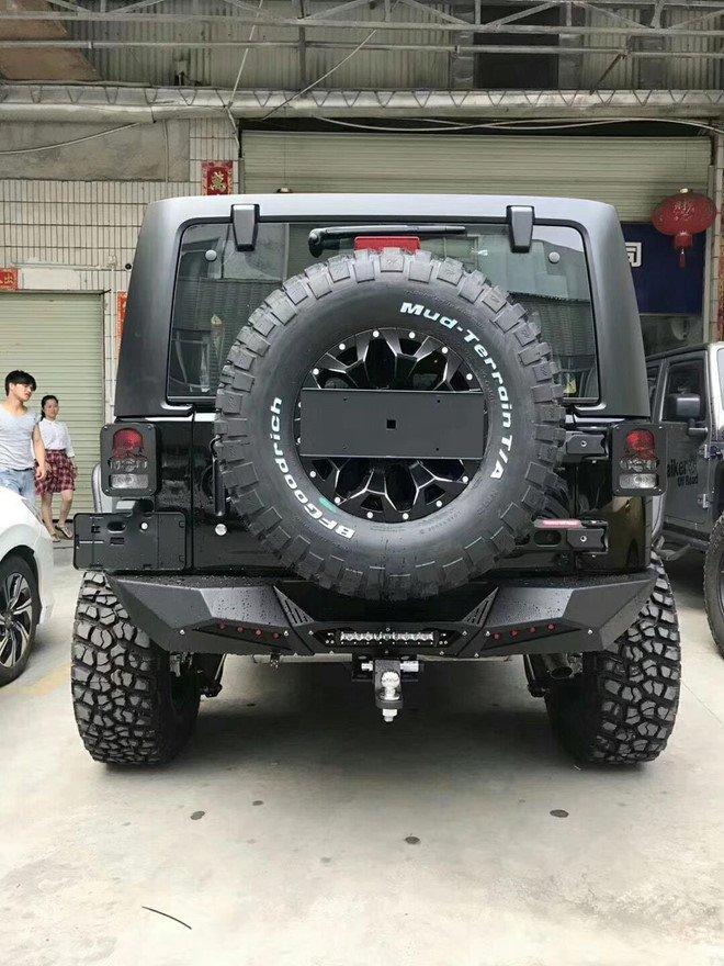 Jeep Wrangler Rubicon độ offroad tại Hà Nội khiến dân chơi thèm khát a7