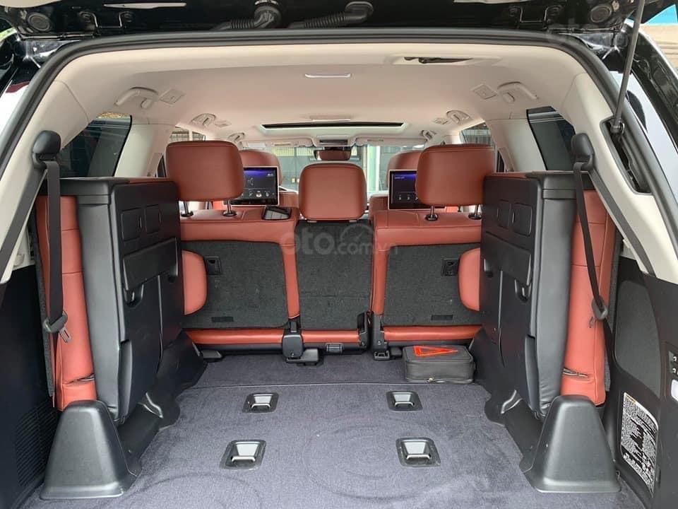 """Bán Lexus LX570 2018 siêu lướt xứng danh """"Chuyên cơ mặt đất"""" Trên tầm đẳng cấp-Tráng lệ và đầy mạnh mẽ (11)"""
