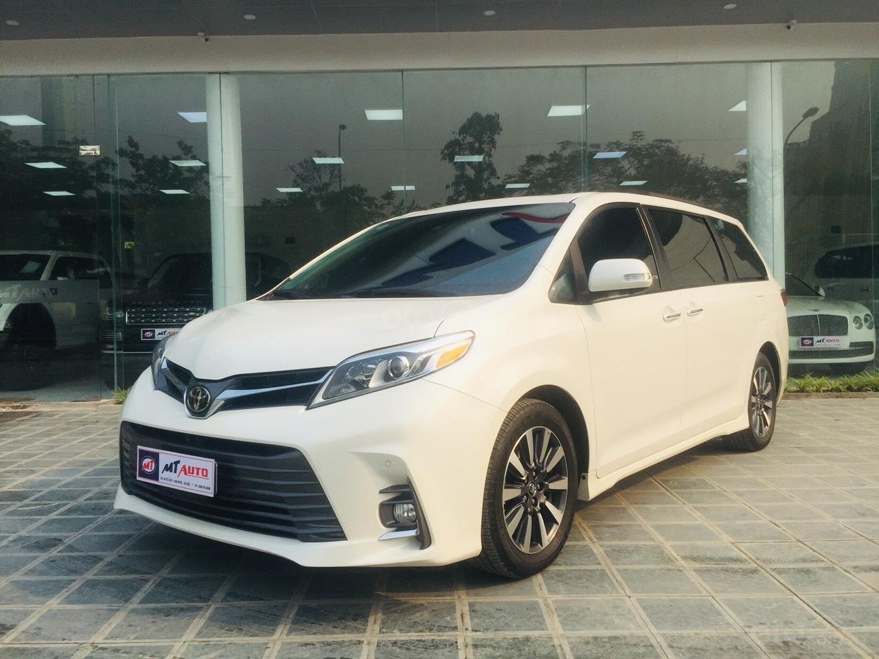 Bán Toyota Sienna Limited 1 cầu 2019, nhập Mỹ đủ màu, Lh 0945.39.2468 Ms Hương (2)