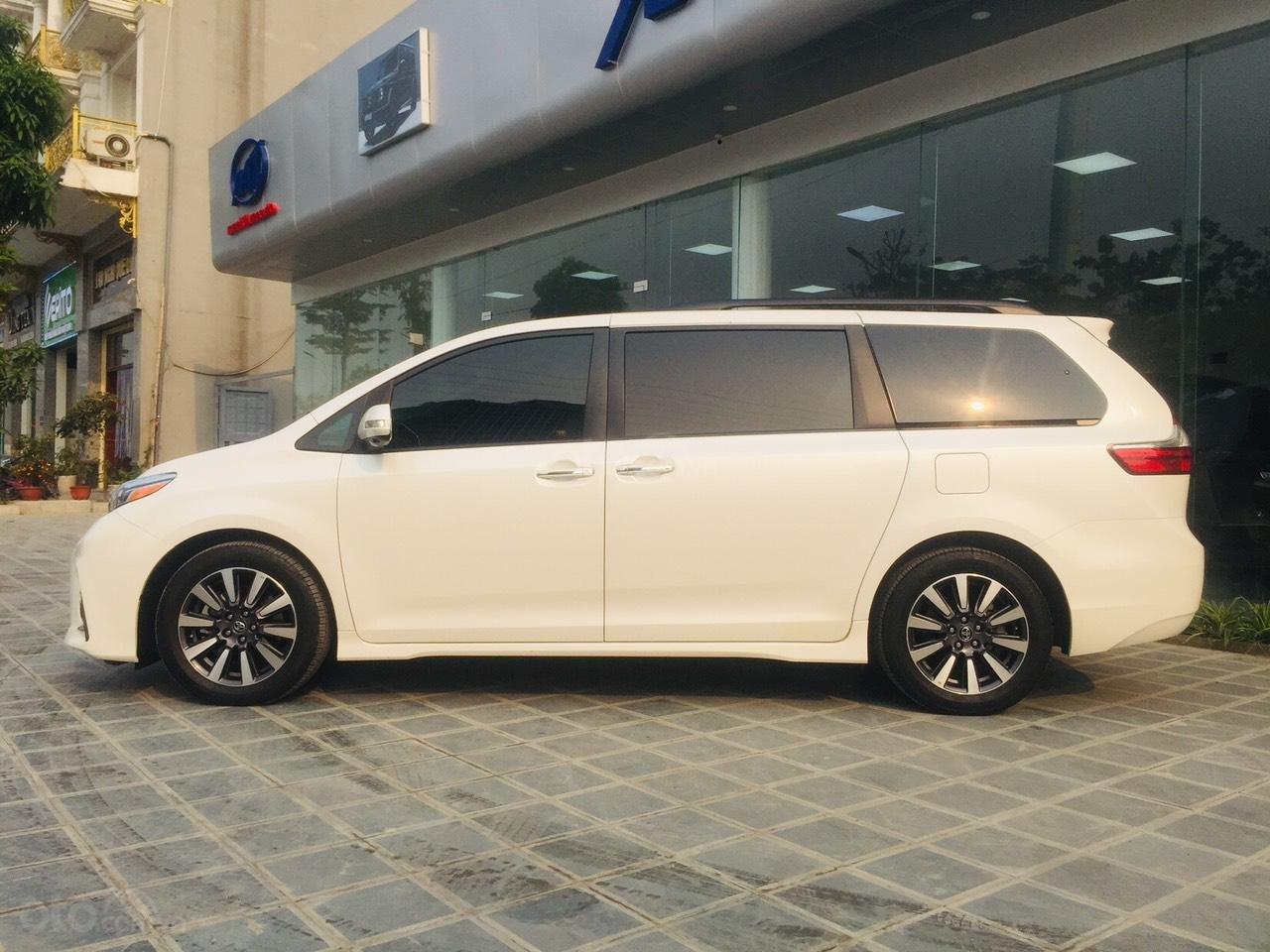 Bán Toyota Sienna Limited 1 cầu 2019, nhập Mỹ đủ màu, Lh 0945.39.2468 Ms Hương (3)