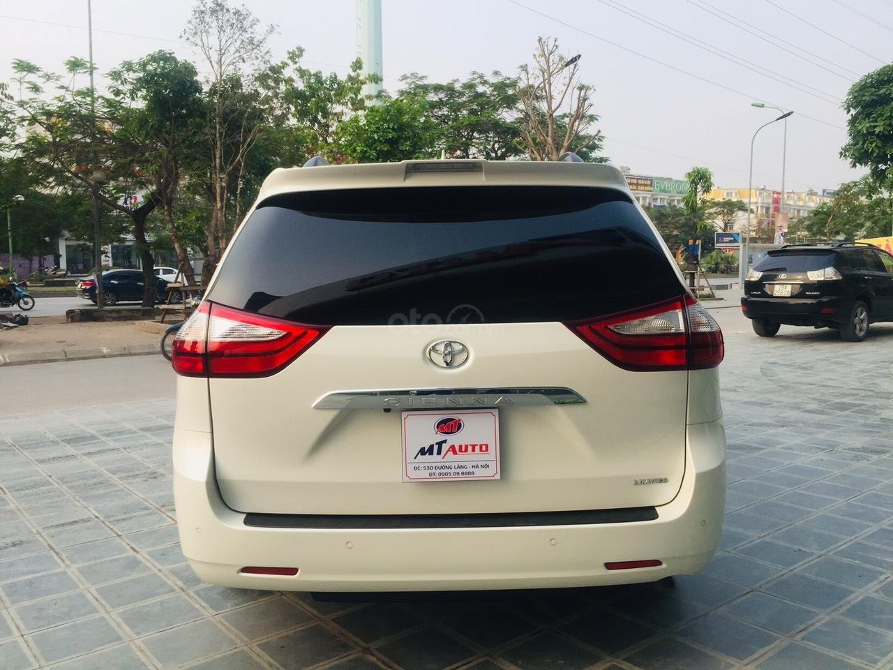 Bán Toyota Sienna Limited 1 cầu 2019, nhập Mỹ đủ màu, Lh 0945.39.2468 Ms Hương (6)