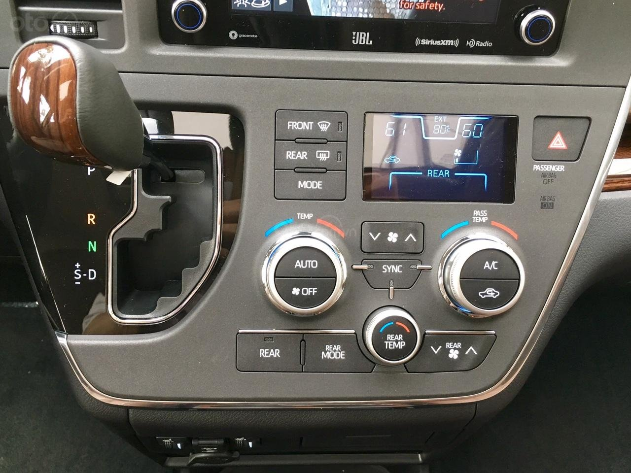 Bán Toyota Sienna Limited 1 cầu 2019, nhập Mỹ đủ màu, Lh 0945.39.2468 Ms Hương (12)