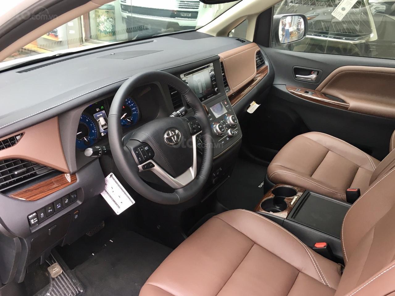 Bán Toyota Sienna Limited 1 cầu 2019, nhập Mỹ đủ màu, Lh 0945.39.2468 Ms Hương (13)