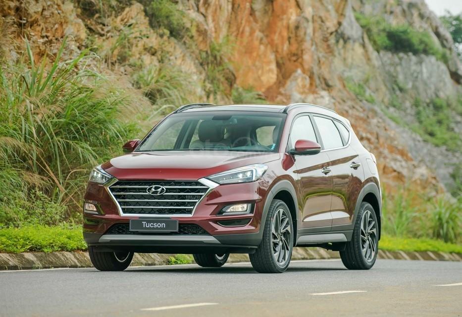 Bán Hyundai Tucson 2019 giao ngay, giá cực tốt, KM cực cao, trả góp 90%, liên hệ ngay 0901078111 để ép giá-1
