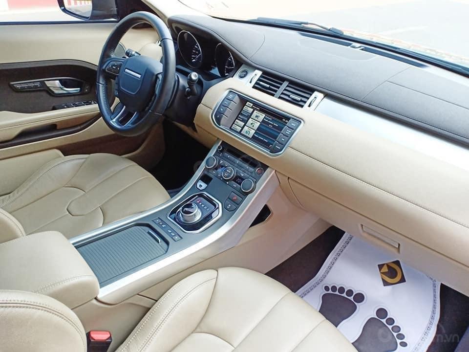 Cần bán LandRover Evoque đời 2015, màu scotia grey, nhập khẩu nguyên chiếc-7