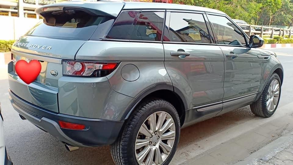Cần bán LandRover Evoque đời 2015, màu scotia grey, nhập khẩu nguyên chiếc-2