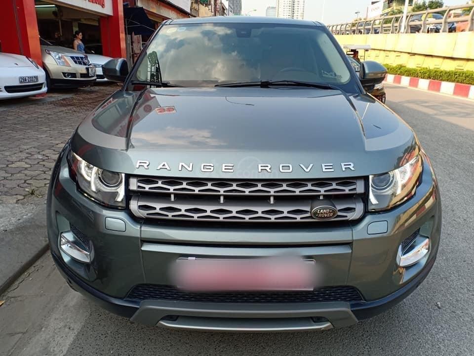 Cần bán LandRover Evoque đời 2015, màu scotia grey, nhập khẩu nguyên chiếc-0