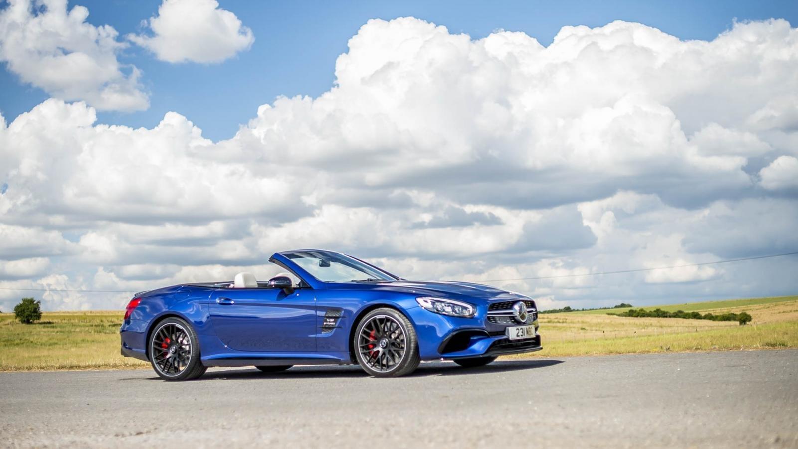 Mercedes-AMG sẽ ngừng sản xuất xe mui trần SL 63.