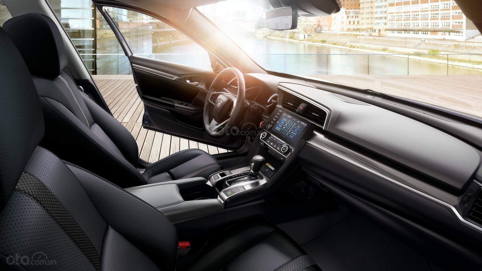 [SG] Honda Civic 2019 thể thao, cá tính, xe giao liền, SĐT 0901.898.383 - Hỗ trợ tốt nhất Sài Gòn - Giá tốt-5