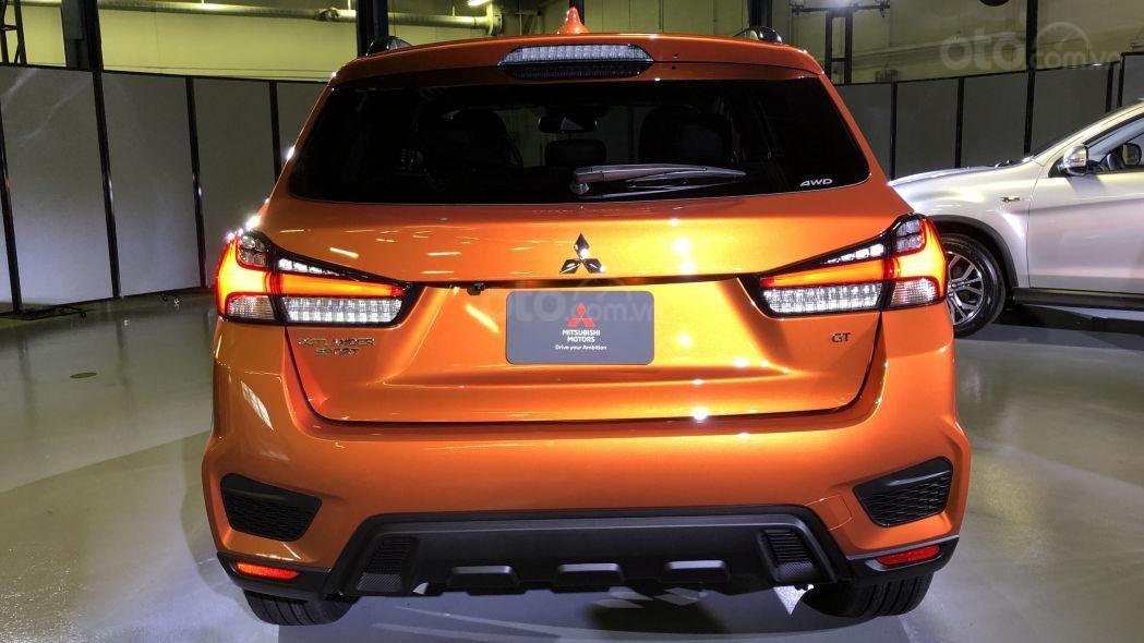 "Mitsubishi SUV xác nhận không ""lánh nạn"" khỏi thị trường ô tô Hoa Kỳ"