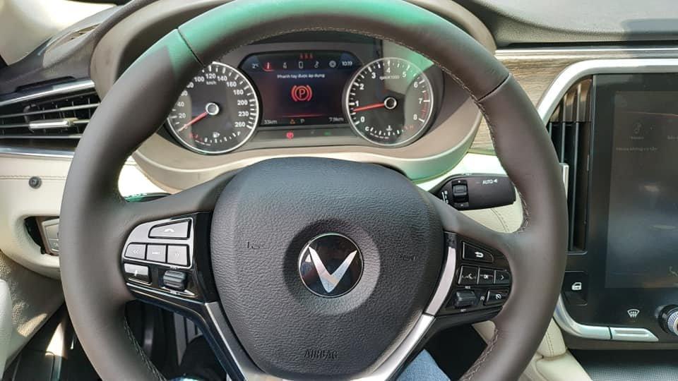 Rò rỉ thêm hình ảnh nội thất xe VinFast LUX A2.0, thay đổi liên tục a5