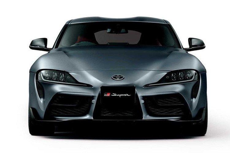 Toyota Supra Matte Storm Gray chỉ dành cho 24 khách hàng may mắn trên toàn cầu a3