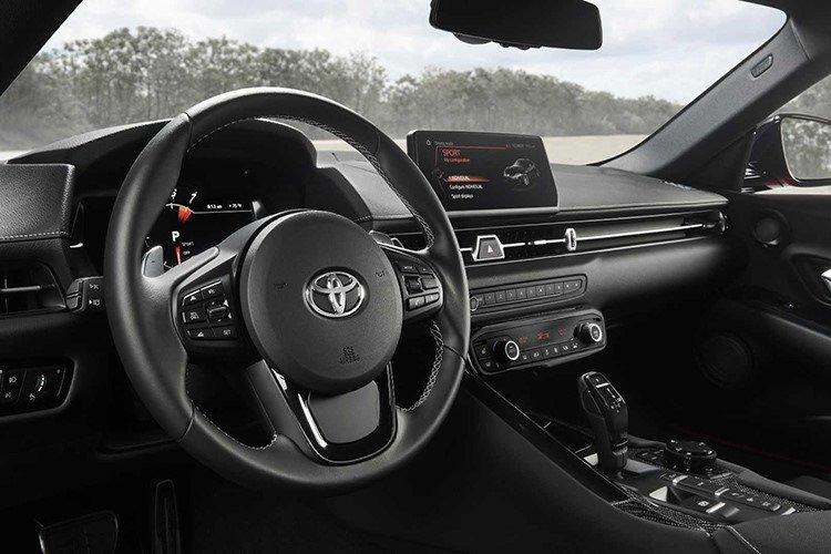 Toyota Supra Matte Storm Gray chỉ dành cho 24 khách hàng may mắn trên toàn cầu a5