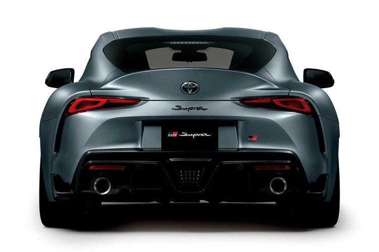 Toyota Supra Matte Storm Gray chỉ dành cho 24 khách hàng may mắn trên toàn cầu a4