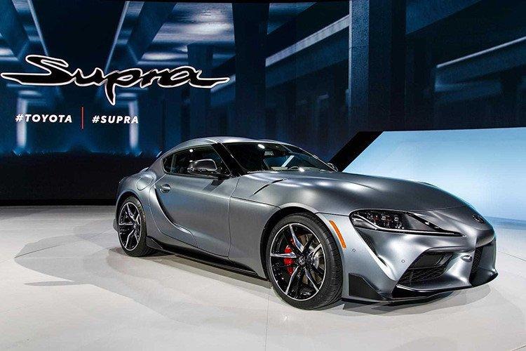 Toyota Supra Matte Storm Gray chỉ dành cho 24 khách hàng may mắn trên toàn cầu a8