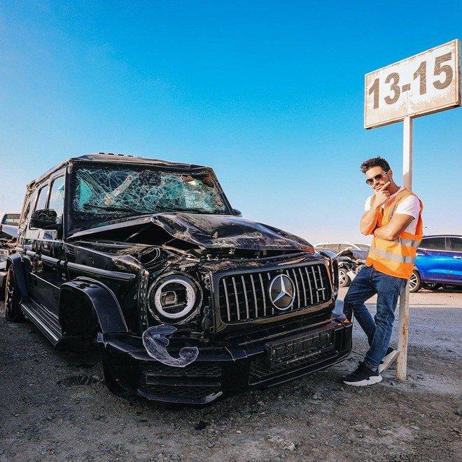 Đi tìm lời giải thích cho việc xe sang, xe siêu sang bị vứt bỏ như rác tại Ả Rập 1