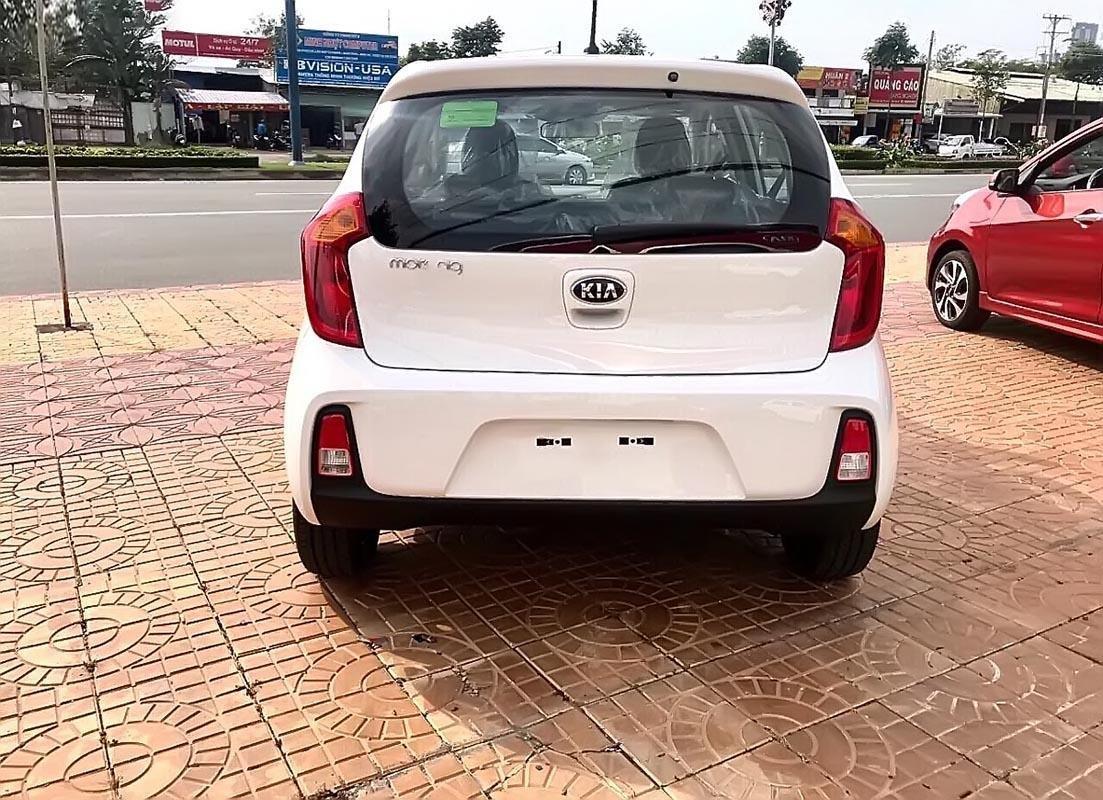 Cần bán xe Kia Morning EX sản xuất năm 2019, màu trắng-0