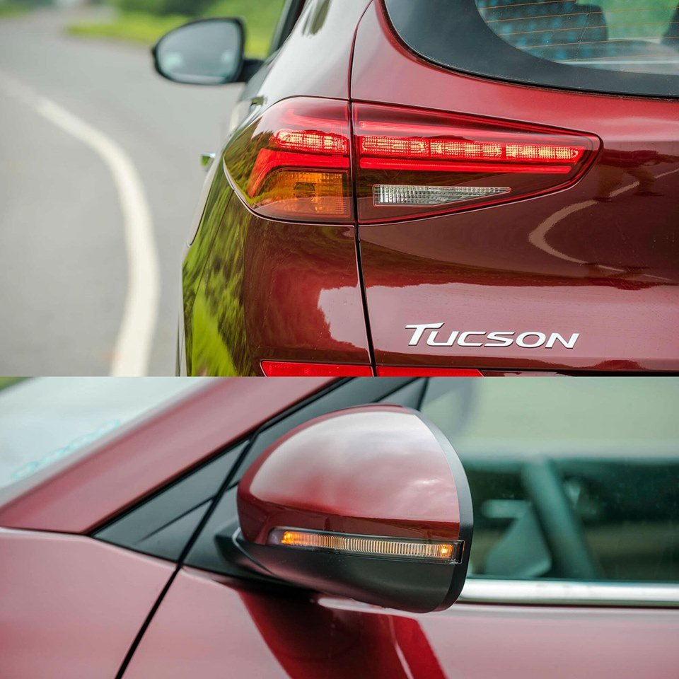 Một số hình ảnh của mẫu Hyundai Tucson 2019 nâng cấp - Ảnh 3.
