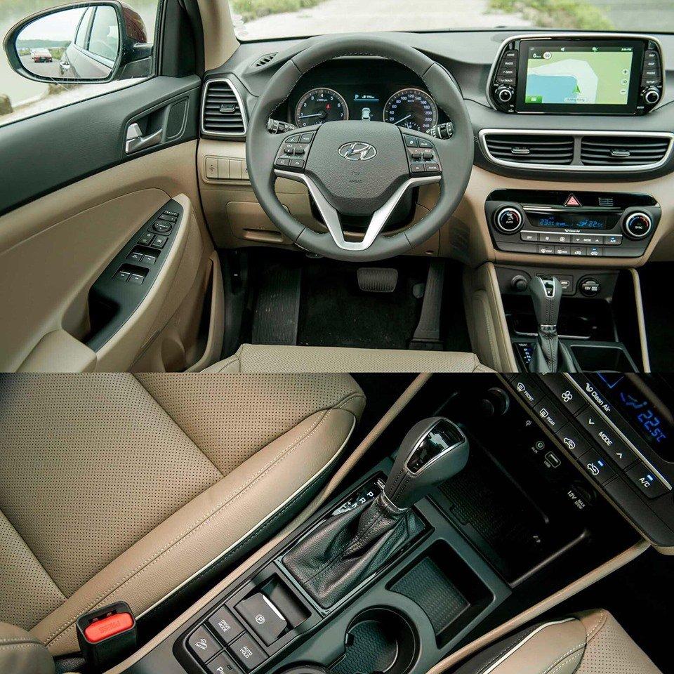 Một số hình ảnh của mẫu Hyundai Tucson 2019 nâng cấp - Ảnh 4.